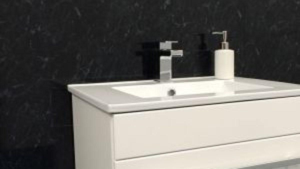 Black Marble Shower Panel 2 4m Celplas Pvc Ltd