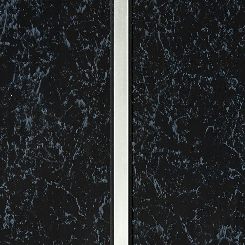 C-Line Black Random PVC Ceiling Cladding