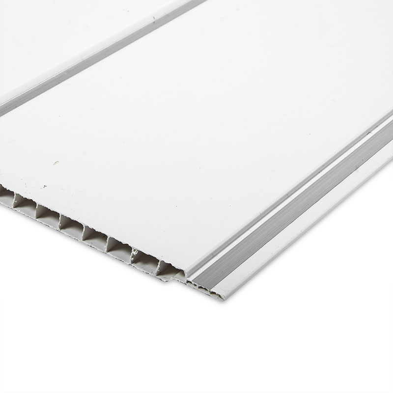 Highlight Silver White PVC ceiling
