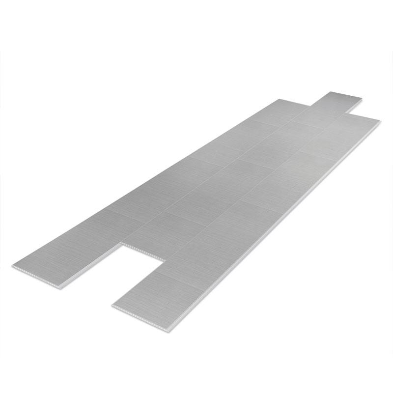 Large Tile Platinum