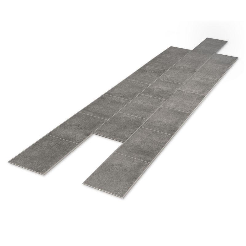Tiled Stone Grey