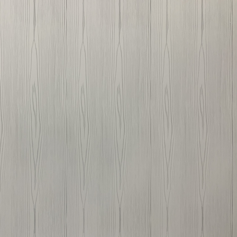 White ash wall cladding