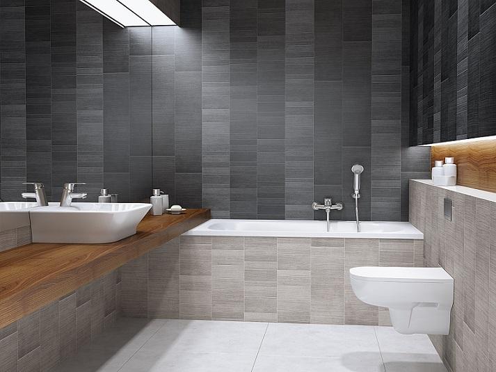 Modern bathroom cladding ideas