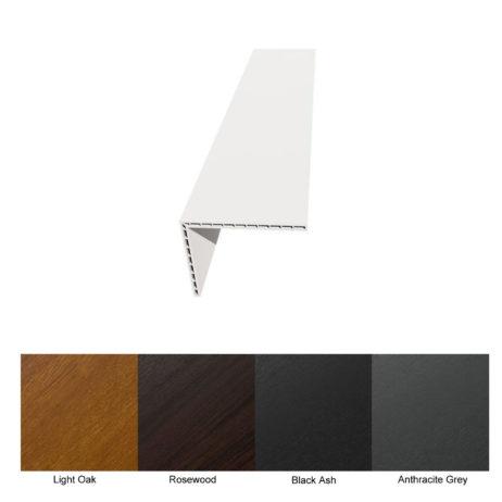 100 x 80 PVC angle