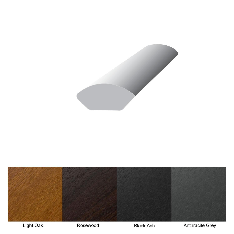 PVC quadrant