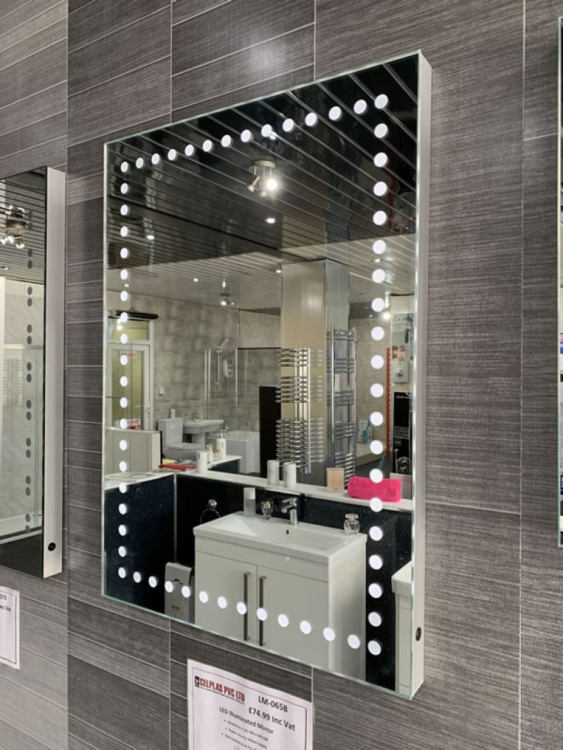 Led Mirror Lm 065b Celplas Pvc Ltd
