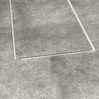 Matt Graphite PVC Cladding