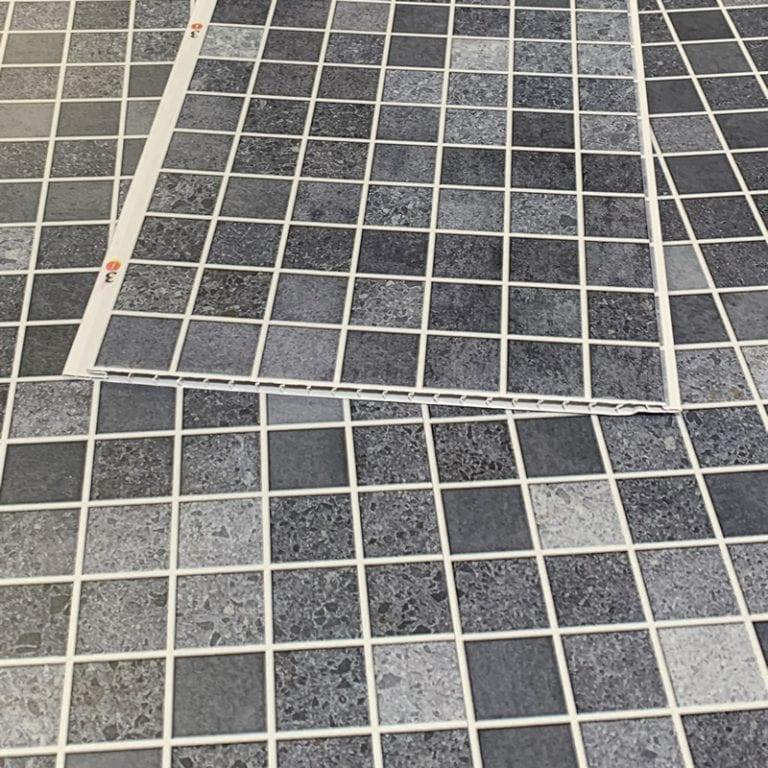 mosaic bathroom cladding
