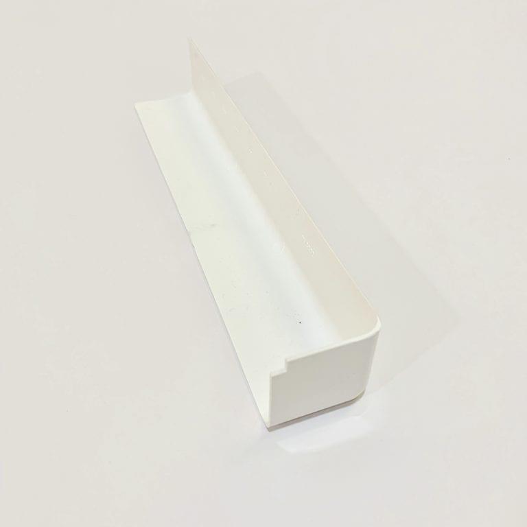 PVC fascia corner