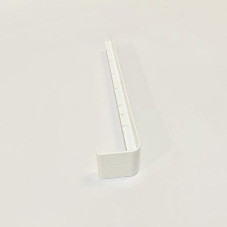 PVC fascia joint