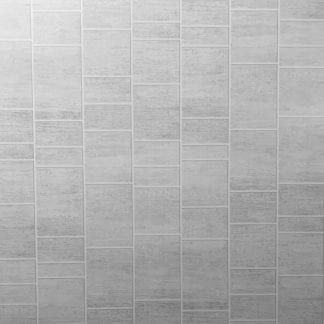 Grey Tile PVC Shower Wall Panels
