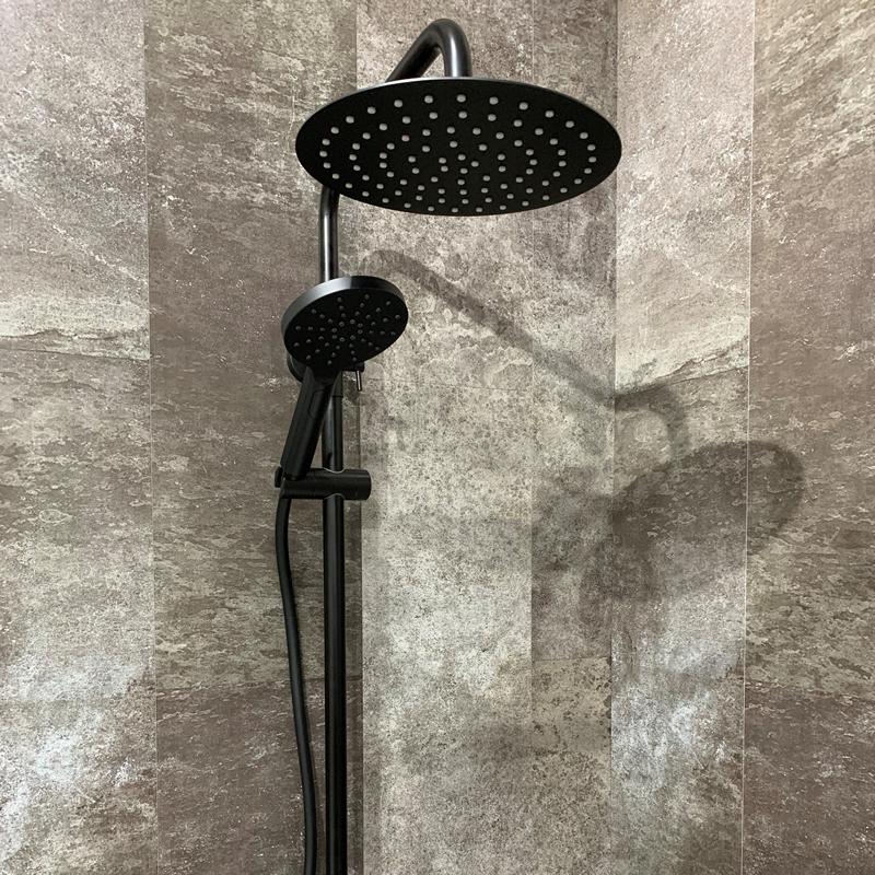 Sofia dark grey wall cladding