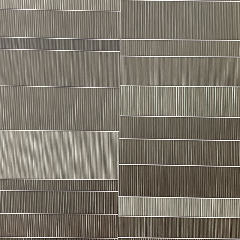 Plastic Wall Cladding Nassau Dark Brown Celplas Pvc Ltd