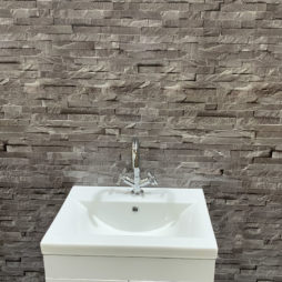Natural stone anthracite