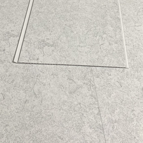 PVC wall cladding Misty Grey